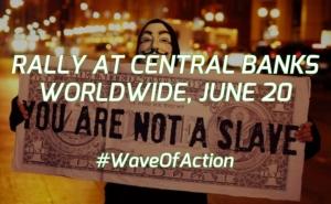 #WaveOfAction #RedNationRising #UniteBlue #AnonNews